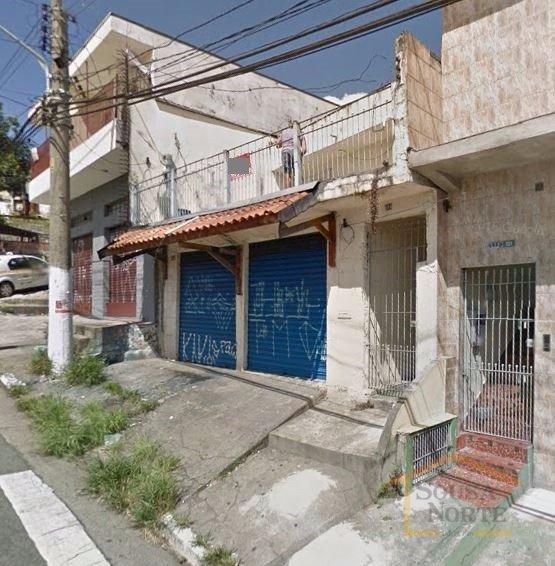 Casa Comercial à venda em Vila Itaberaba, São Paulo - SP